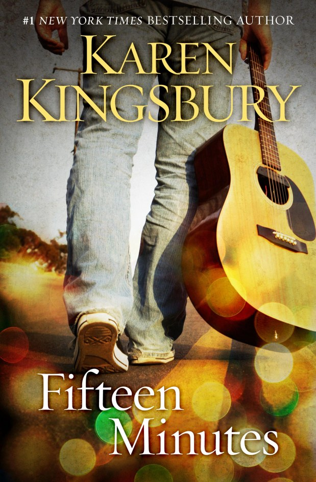 "Book Review: ""Fifteen Minutes"" by Karen Kingsbury"