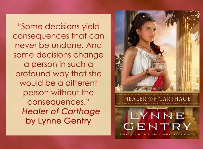 Healer of Carthage Quote