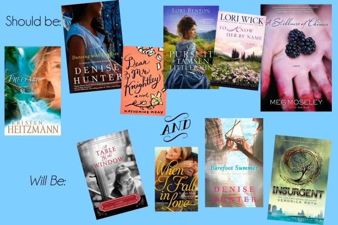 Top Ten Tuesday - beach bag reads