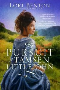 The Pursuit of Tamsen Littlejohn by Lori Benton