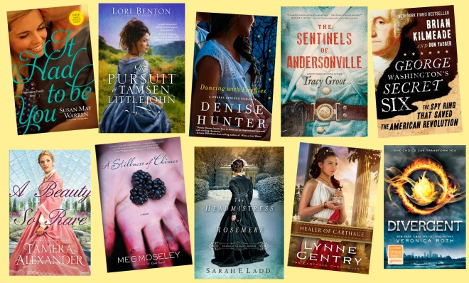 Top Ten Tuesday - Top 10 I've Read This Year