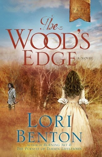 The Wood's Edge by Lori Benton: Review + Interview + GIVEAWAY