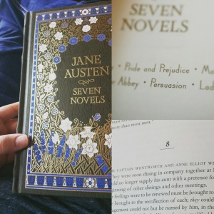 Favorite Quotes from Persuasion by Jane Austen
