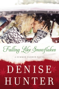 Falling Like Snowflakes by Denise Hunter ~ Reviewed on The Green Mockingbird
