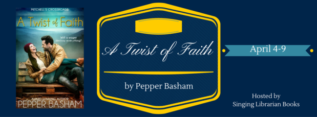 "Review: ""A Twist of Faith"" by Pepper Basham ~ Blog Tour & Giveaway"