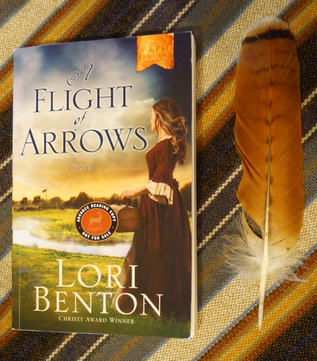 "Review: ""A Flight of Arrows"" by Lori Benton"
