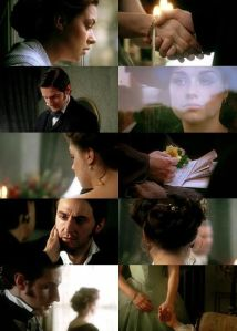 North and South 2004. Drama, love, & social commentary in my favorite miniseries.