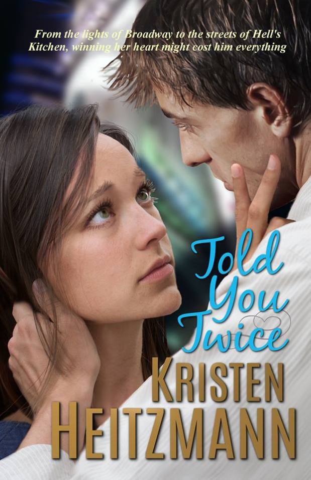 Review: Told You Twice by Kristen Heitzmann