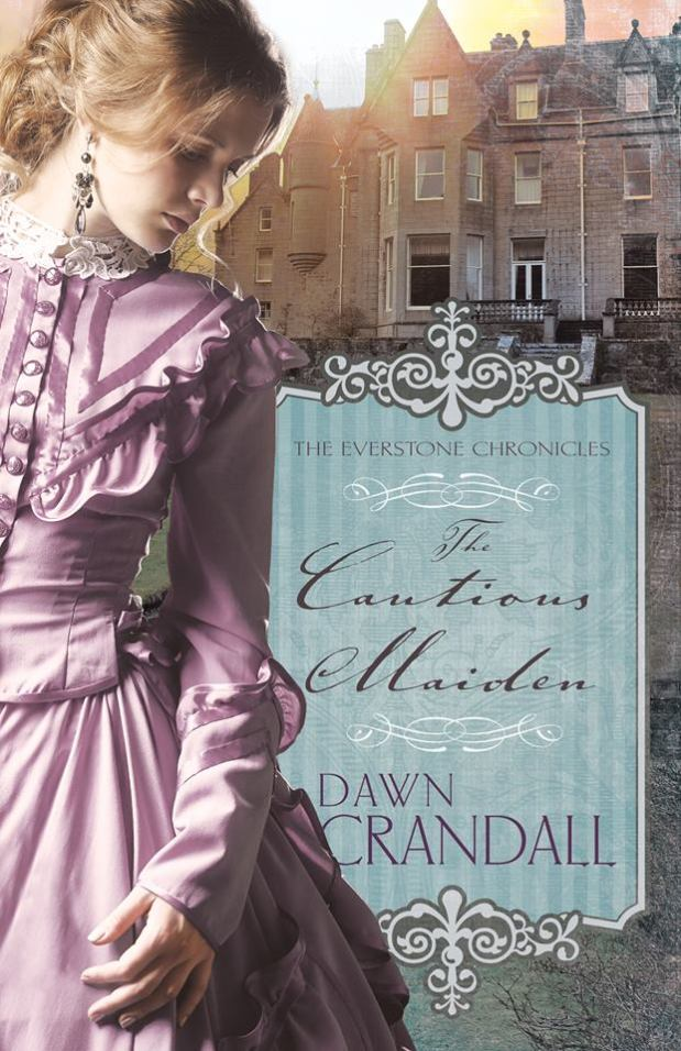 "Review: ""The Cautious Maiden"" by Dawn Crandall + Giveaway"