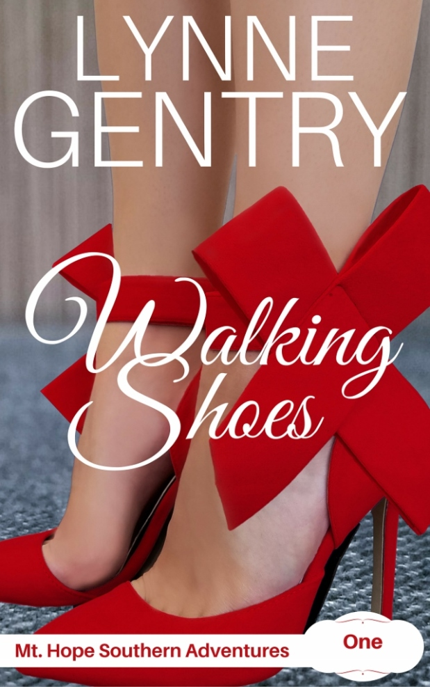 "Review & Author Feature: ""Walking Shoes"" by Lynne Gentry"