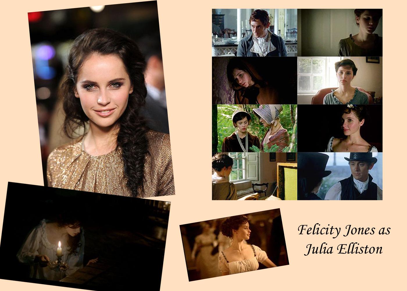 Casting Julia Elliston
