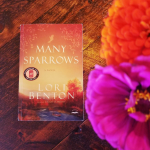My copy of Many Sparrows