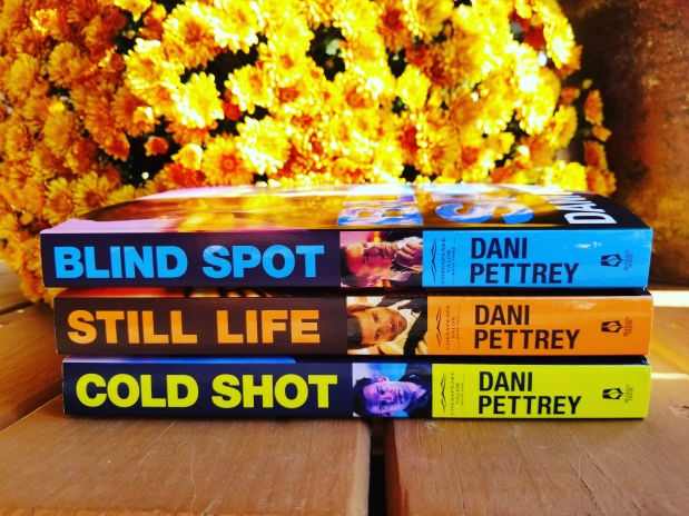 "Review: ""Blind Spot"" by Dani Pettrey (Chesapeake Valor #3)"