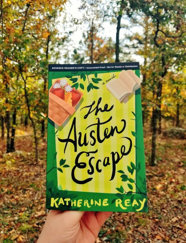 "Review: ""The Austen Escape"" by Katherine Reay"