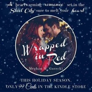 Wrapped in Red promo
