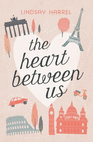 The Heart Between Us book cover