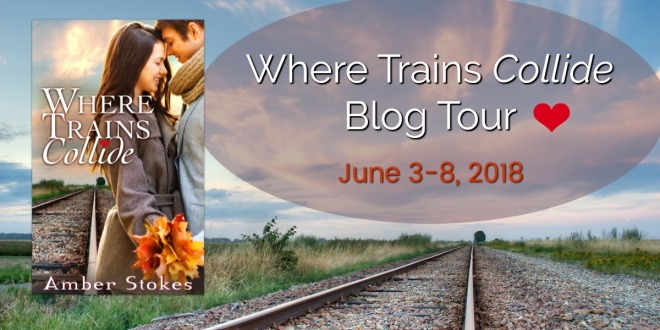 Where Trains Collide Blog Tour Banner