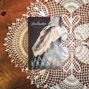 My copy of The Lacemaker