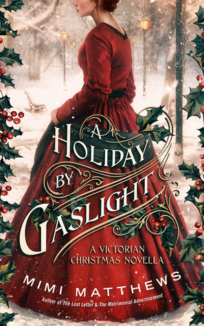 A Holiday by Gaslight cover