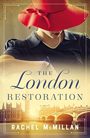 cover The London Restoration