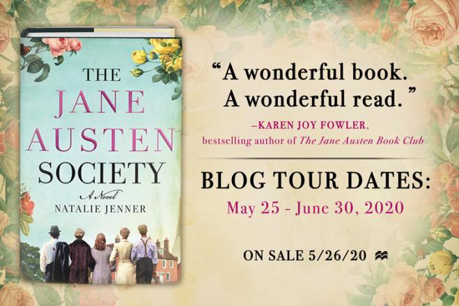 The Jane Austen Society Blog Tour Banner