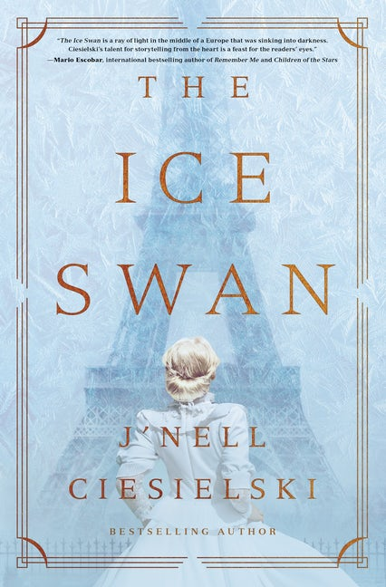 The Ice Swan Cover